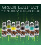 World Famous Ink - Andrey Kolbasin Green Leaf Set - 8x30ml