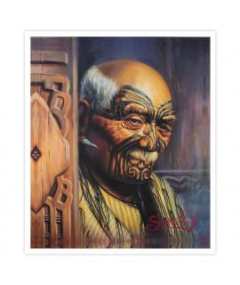 Dmitriy Samohin Print no. 10 - Man