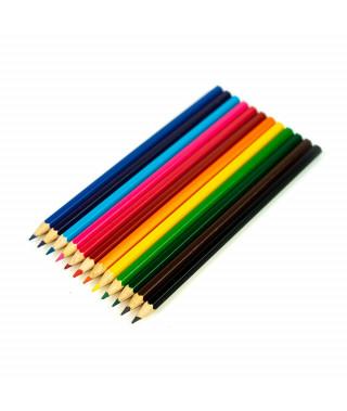Color pencils - 12pcs