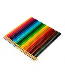 Color pencils - 24pcs