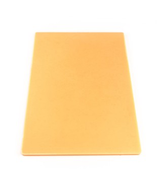 Artificial leather for exercises 280x200x8mm - thick