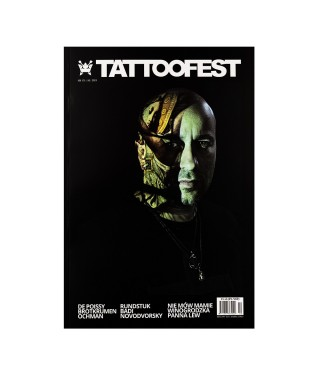 Tattoo Fest Magazine 10/2021