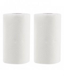 Paper towel -roll - 2pcs